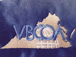 VBCOA logo 2018 patch